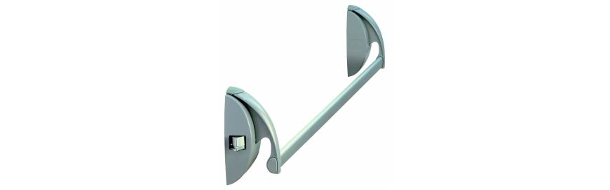 serrure anti panique georgen. Black Bedroom Furniture Sets. Home Design Ideas